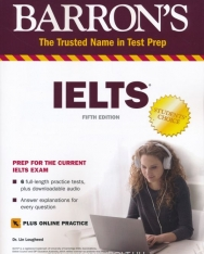Barron's IELTS with audio download - 5th Edition
