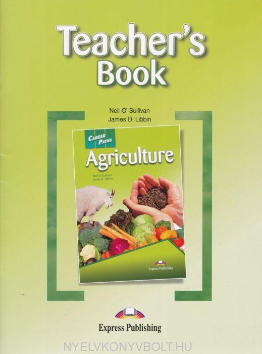 Career Paths - Agriculture Teacher's Book