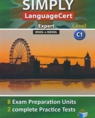 Simply LanguageCert Level C1 Teacher's Book - 8 Exam Preparation Units & 2 Complete Practice Tests