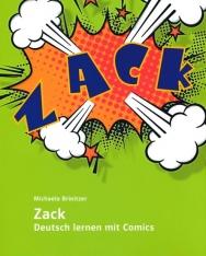 Zack - Deutsch Lernen mit Comics