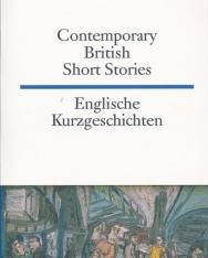 Englische Kurzgeschichten - Contemporary British Short Stories