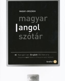 Magyar-Angol Szótár (Hungarian-English Dictionary), szotar.net hozzáféréssel