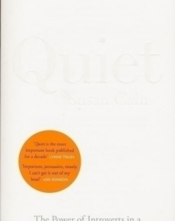 Susan Cain: Quiet - The Power of Introverts in a World That Can't Stop Talking