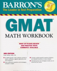 Barron's GMAT Math Workbook 3rd Edition