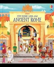 Abigail Wheatley: Step Inside Long Ago Ancient Rome
