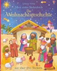 Felicity Brooks: Mein erstes Stickerbuch: Die Weihnachtsgeschichte