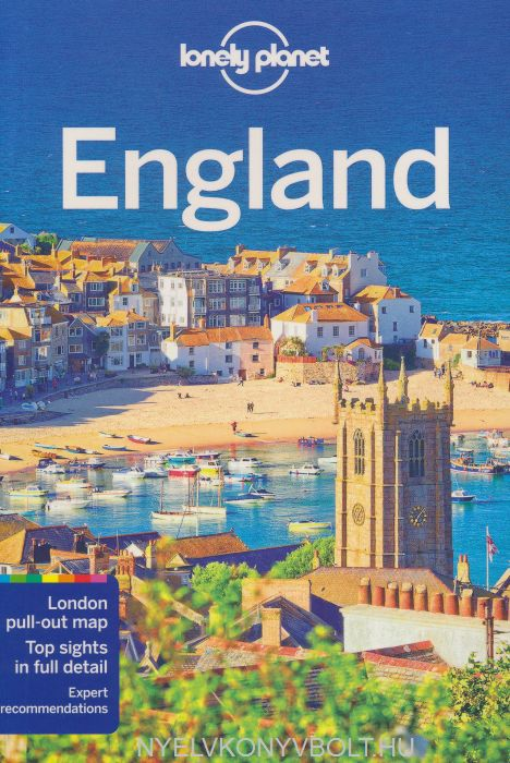 Lonely Planet - England Travel Guide (9h Edition)