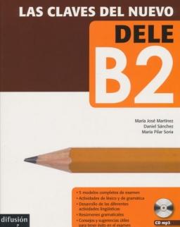 Las Claves Del Nuevo DELE B2 con Audio CD