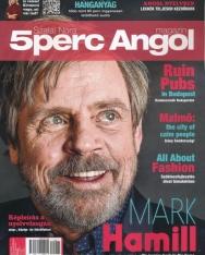 5 Perc Angol Magazin 2019 November