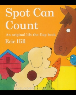 Spot can Count - A lift-the-flap book