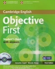 Cambridge English Objective First Student's Book with answers and CD-ROM