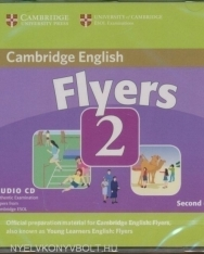Cambridge Young Learners English Tests Flyers 2 Audio CD