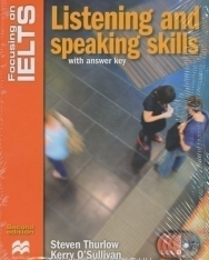 Focusing on IELTS - Listening and Speaking Skills with Answer Key and Audio CDs (4)