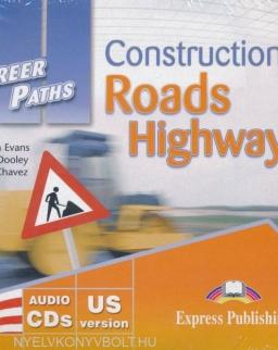 Career Paths - Construction II - Roads & Highways Audio CDs (2)
