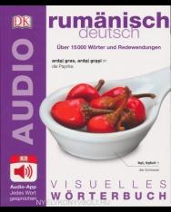Visuelles Wörterbuch Rumänisch - Deutsch: Mit Audio-App - Jedes Wort gesprochen
