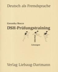 DSH-Prüfungstraining Lösungsbuch