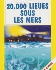 20000 lieues sous la mer - La Spiga Lectures Facilités (A2)