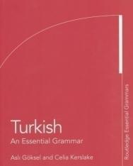 Turkish - An Essential Grammar