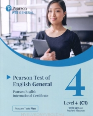 PTE Practice Tests Plus General level 4 - C1  - Paper Based Test with Key and Teacher's Resources