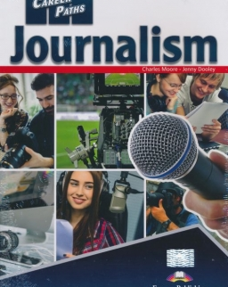 Career Paths - Journalism Student's Book with Digibook App