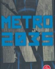 Dmitry Glukhovsky: Métro 2035