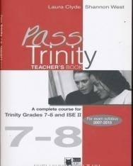 Pass Trinity 7-8 Teacher's Book