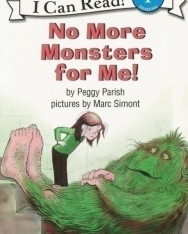 Peggy Parish: No More Monsters for Me! ( I Can Read Book - Level 1)