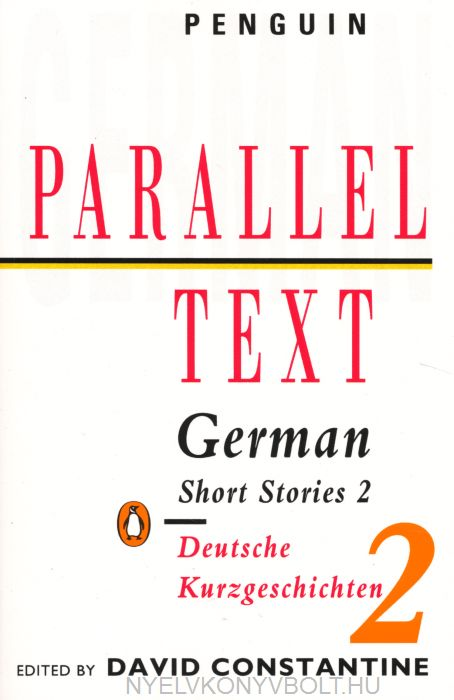 German Short Stories 2: Parallel Text