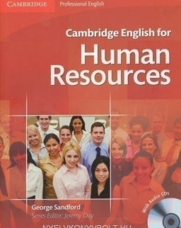 Cambridge English for Human Resources with Audio CDs (2)