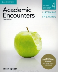 Academic Encounters - Human Behavior 4 Listening and Speaking  Student's Book with Integrated Digital Learning