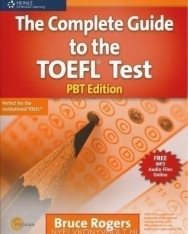The Complete Guide to the TOEFL Test PBT Edition with FREE MP3 Audio Files Online