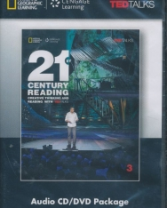 21st Century Reading 3 - Audio CD/DVD Package - Creative Thinking and Reading with TED Talks