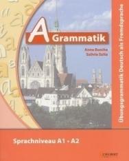 A Grammatik mit Audio CD Hörmaterialen und Lösungsheft