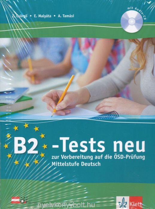 B2-Tests - zur Vorbereitung auf die ÖSD-Prüfung Mittelstufe Deutsch