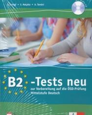B2-Tests - zur Vorbereitung auf die ÖSD-Prüfung Mittelstufe Deutsch 2014