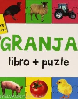 Granja libro + puzle
