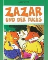Zazar und der Fuchs + Audio CD - La Spiga Start Lektüren Stufe 0 (A1)