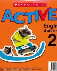 Active English 2 Audio CD