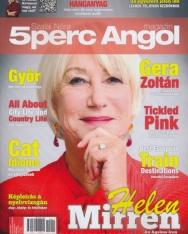 5 Perc Angol Magazin 2020 Február