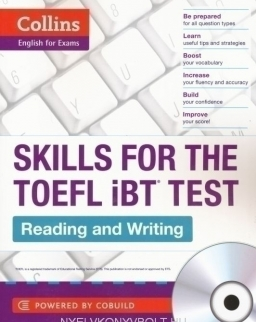 Skills for the TOEFL iBT Test: Reading and Writing with CD-Rom