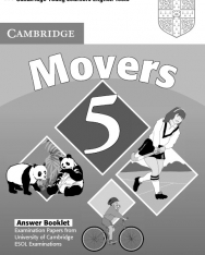 Cambridge Young Learners English Tests Movers 5 Answer Booklet