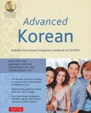 Advanced Korean with CD-ROM