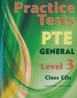 Practice Tests for PTE General Level 3 Class Audio CDs (3)