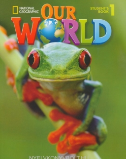 Our World 1 Student's Book with Student's CD-ROM