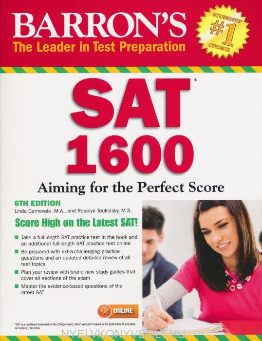 Barron's SAT 1600 6th Edition