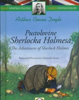 Arthur Conan Doyle: Pustolovine Sherlocka Holmesa / The Adventures of Sherlock Holmes
