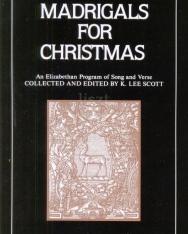 Madrigals for Christmas - vegyeskarra