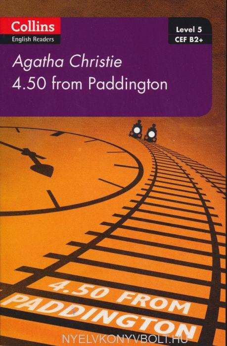4.50 from Paddington - Collins Agatha Christie ELT Readers level 5