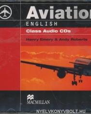 Aviation English Class Audio CDs