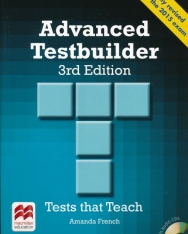 Advanced Testbuilder 3rd Edition With Audio CDs Without Key
